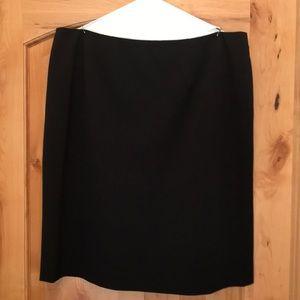 Caslon EUC Straight Skirt